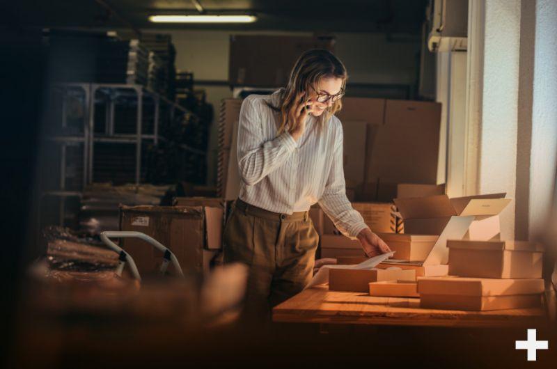 Entenda a importância de usar lojas físicas como centros de distribuição